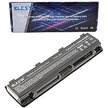 BLESYS 6 celle 4400mAh Batteria PA5024U-1BRS Toshiba Satellite C800 C850 C850D C855-S5206 C855-S5214 C855D C870 L800 L830 L855 L870 P800 Batteria Sostituire per PA5023U-1BRS PA5025U-1BRS PABAS259