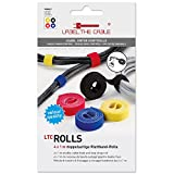 Label The Cable LTC Rolls Klettband 4m