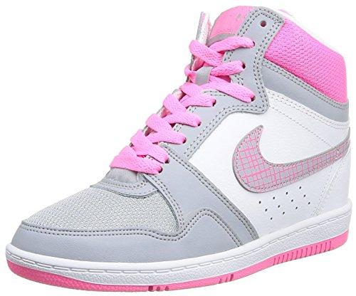 Nike 629746-002, Orteil rapproché femme Wolf Grey/Wolf Grey