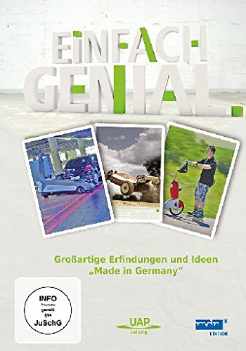 """Großartige Erfindungen und Ideen """"Made in Germany"""""""
