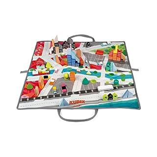 Janod J08080 Kubix 70 Archi Blocks Game
