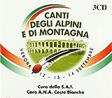 Canti degli alpini e di montagna (3CD)