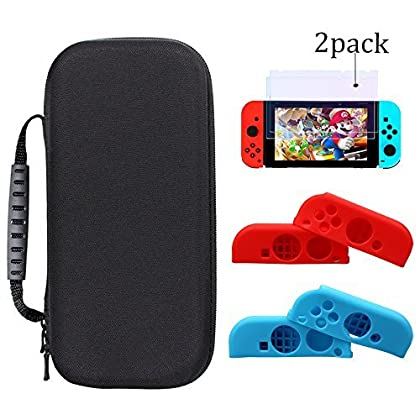 Funda para Nintendo Switch, Funda Switch Acceso...