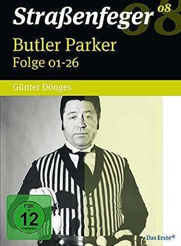 Butler Parker - Die komplette Serie(Folge 1-26) [Import anglais]