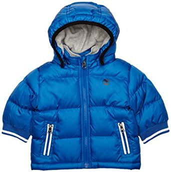 Timberland T06268 Baby Boy's Coat Electric Blue 2 Years