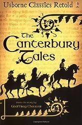 Canterbury Tales (Usborne Classics Retold) by Sarah Courtauld (2008-10-31)