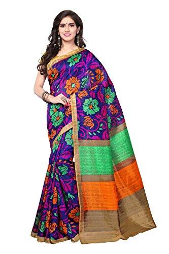 SHREE Art silk saree(multi_VF-4786)