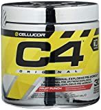 Cellucor C4 Original (30 Portionen) Fruit Punch, 195 g