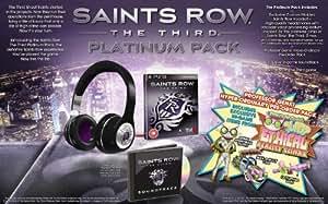 Saints Row The Third: Platinum Pack (PS3)
