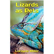 Lizards as Pets (English Edition)