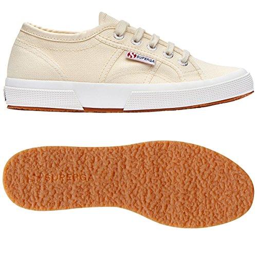 Scarpe Superga Sneakers Uomo Donna Unisex 2750-plus Cotu Primavera Estate Autunno Inverno Avorio