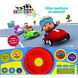 Pocoyó. ¡Una aventura al volante!: Libro coche (Libros especiales)