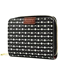 FOSSIL Emma Mini Multifunktion Black Stripe