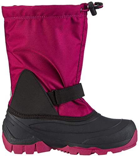 Kamik Unisex-Kinder Waterbug5g Schneestiefel Pink (BER-BERRY)