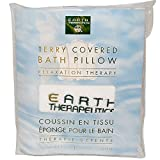 Terry Covered Bad Kissen, Entspannungstherapie, 1 Kissen - Earth Therapeutics