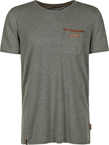 Herren T-Shirt Naketano Suppenkasper V T-Shirt
