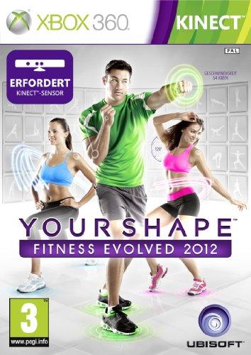 Your Shape Fitness Evolved 2012 Classics [AT - PEGI] - [Xbox 360]