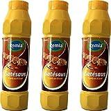 Remia Gewürz-Sauce Saté Sauce 3 x 750ml (Sate Saus)