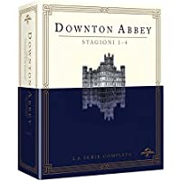 Downton Abbey - Stagione 01-04 [15 DVDs] [IT Import]