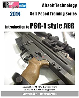 Como Descargar De Mejortorrent Airsoft Technology Self-Paced Training Series Introduction to PSG-1 style AEG Formato Kindle Epub