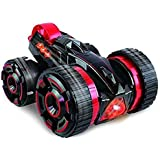 Spincart™ RC Stunt Car Five Wheels Race 2WD Remote Control Off Road Car With LED Headlights Extreme High Speed 360 Degree Rolling Rotating Rotation With Impact Resistance Wheels With Shock Absorbers Assorted Colours