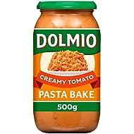 Dolmio Sauce for Pasta Bake Creamy Tomato, 500g