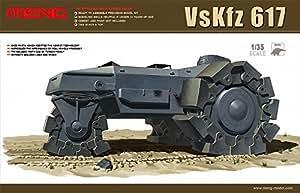 Meng Echelle 1: 35cm vskfz 617Démineur Kit de modèle (Multicolore)