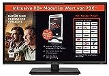 Dyon Live 24 Pro HD+ Edition 60,9 cm (24 Zoll) Fernseher (Full-HD, Triple Tuner)