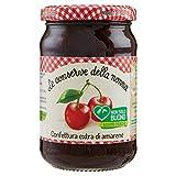 Le Conserve della Nonna Confettura Extra di Amarene Ottenuta da Frutta Fresca e con Zucchero di Canna - 340 g