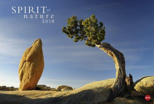 Spirit of nature - Heye-Kalender 2018 - Fotokalender - 58 cm x 39 cm