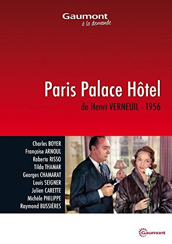 Bild von Paris palace hôtel [FR Import]