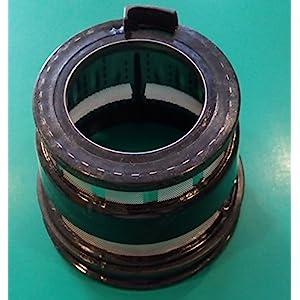 Filtro meccanico setaccio fine estrattore Hotpoint Ariston modello SJ4010 ricambio originale - 2021 -