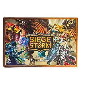 Asmodee ARSS001 Siege Storm, Multicolor alfonbrilla para ratón
