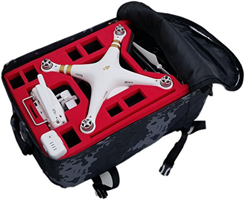 Mochila-de-transporte-idneo-para-DJI-Phantom-3-Professional-Advanced