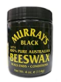 Murray's Black 100% Pure Australian Beeswax 114g (Schwarz)