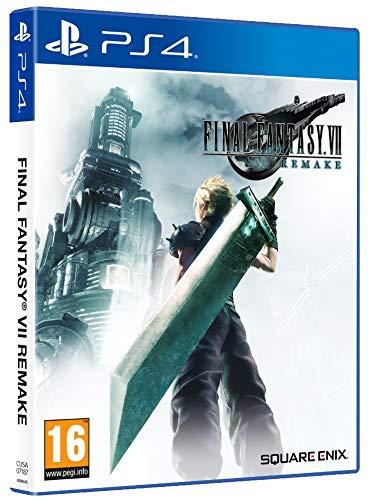 Final Fantasy VII Remake + Tema dinámico PS4 Sephirot(Edición Exclusiva Amazon)