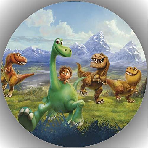 Fondant Tortenaufleger Tortenbild Geburtstag The Good Dinosaurier T2