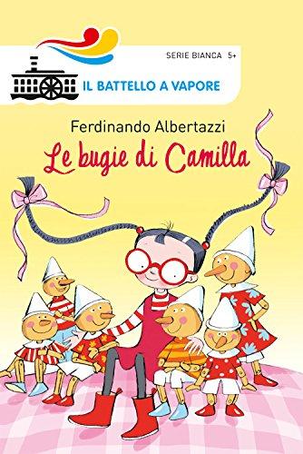scaricare ebook gratis Le bugie di Camilla PDF Epub