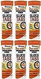 (6 PACK) - Gluco Tabs Orange Glucotabs - For Sports Energy| 10 s |6 PACK - SUPER SAVER - SAVE MONEY