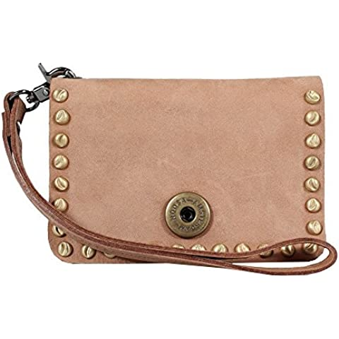 Noosa NIVKH small Flap Wallet Tan