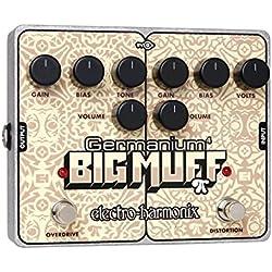 Electro Harmonix 665180 Effet de Guitare électrique avec Synthétiseur filtre Germanium 4 Big Muff