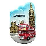 wedaredai London UK Kühlschrank Magnet 3D Travel Aufkleber Souvenirs Collection, Home & Küche Dekoration, London England UK Kühlschrank Magnet Aus China