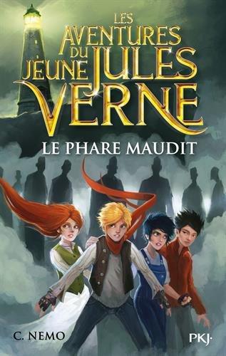 Les aventures du jeune Jules Verne (2) : Le phare maudit