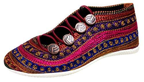 Ziaula Women Casual Shoes in Ethnic/Treditional Lo...