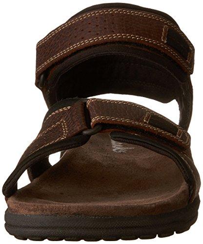 Clarks Keating Sandal brown