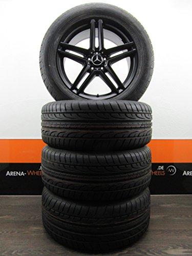 Mercedes-Benz GL x166 X164 GLS 166 8.5j 20 pouces roues Jantes aluminium été Dunlop neuf