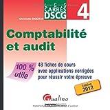 Telecharger Livres Comptabilite et audit 48 fiches de cours avec applications corrigees pour reussir votre epreuve (PDF,EPUB,MOBI) gratuits en Francaise