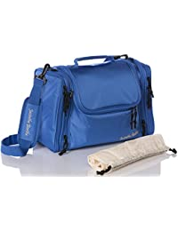 1d8b6f2143b8 Extra Large Travel Toiletry Bag Portable Makeup Organiser Water Resistant  Shower Wash Bags for Women and Men Hanging Bathroom…