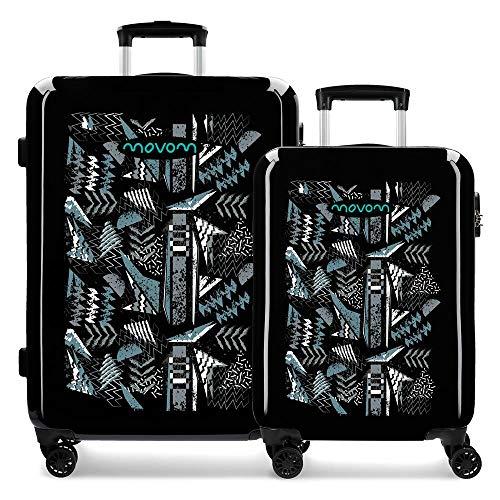Juego de maletas rígidas 55-69cm Movom Arrow