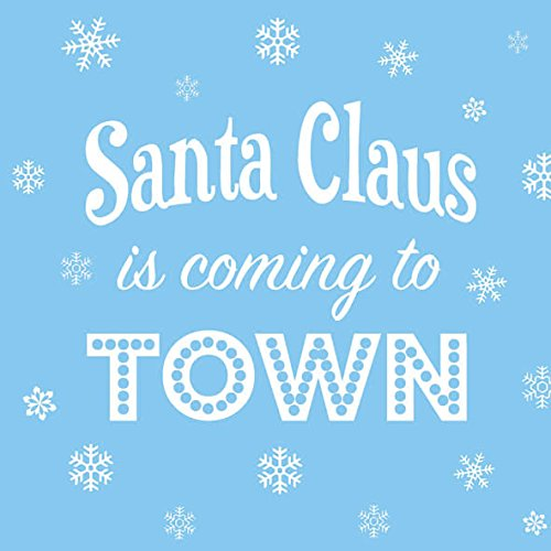 ambiente-tovaglioli-in-carta-dinner-party-ca-33-x-33-cm-christmas-santa-is-coming-to-town-light-blue